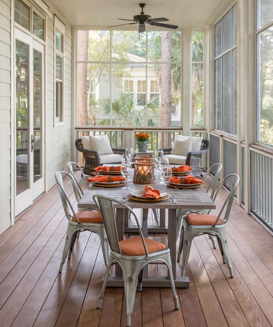 Farmhouse porch - Porches de casas de campo ...