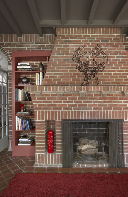 Forest Hills contemporary-porch