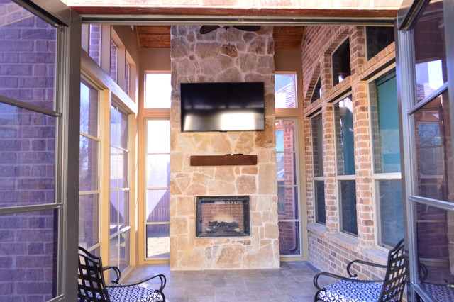 Fort Worth Tx Outdoor Living Space Combination W 3