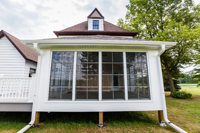 Four Season Porch Addition Spring Green Wi