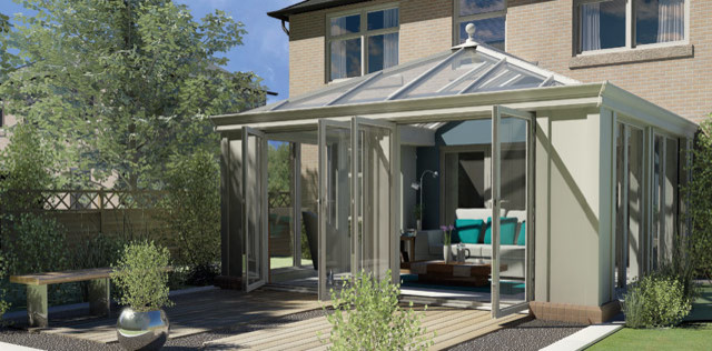 Four Seasons Sunrooms Contemporary Porch New York By Four - Four seasons patio rooms