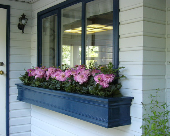 Flower box home design ideas pictures remodel and decor for Box window design