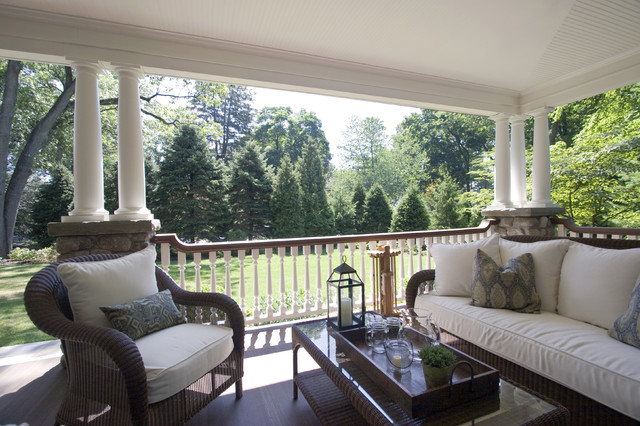 Clawson Architects Projects traditional porch