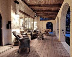 Front Porch rustic-porch