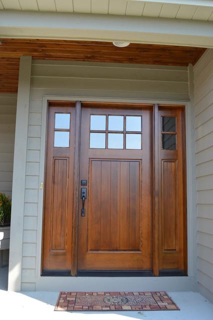Front Porch Craftsman Porch Minneapolis By Echelon