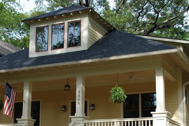 Front Porch Elements Of Craftsman Bungalows Arts And Crafts Veranda