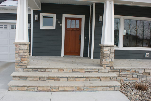 Front Porch Traditional Porch Other By Garon