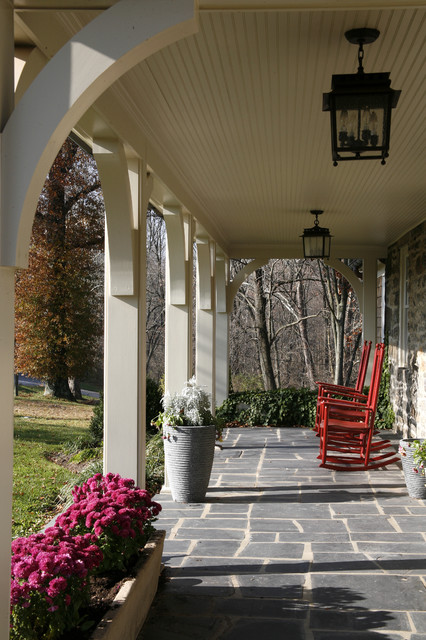 Front Porch Traditional Porch Baltimore By