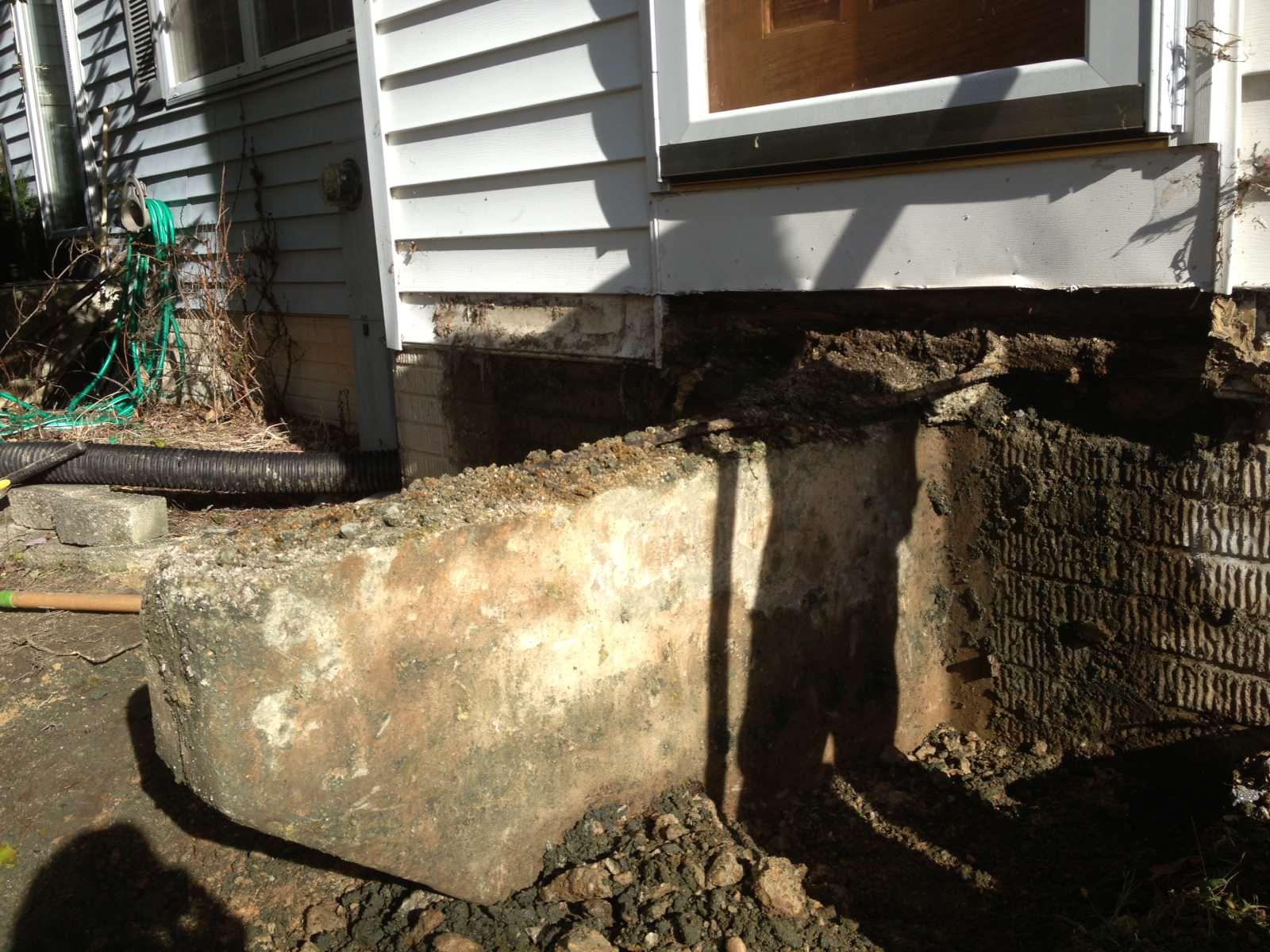 Front Porch Renovation