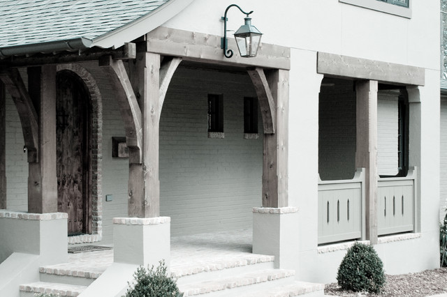 Front Porch traditional-porch