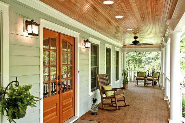 Front Porch Traditional Veranda DC Metro By Sun Design Delectable Sun Design Remodeling