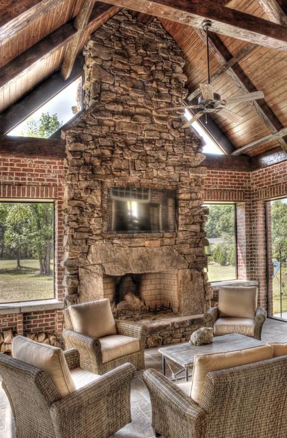 Gabriel Builders traditional-porch
