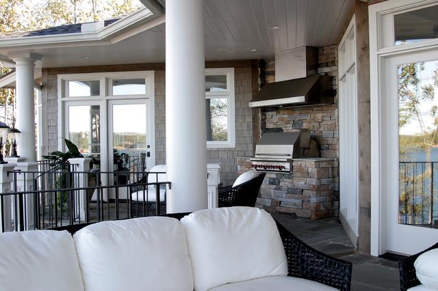 Gabriel Builders contemporary-porch