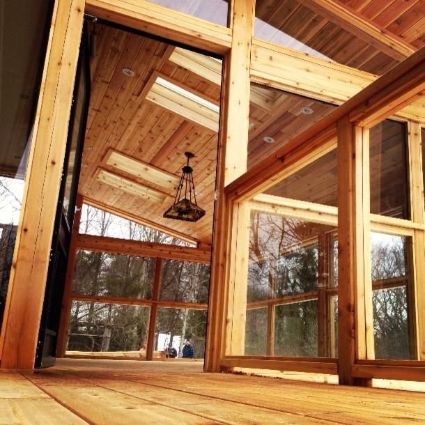 Gazebo's traditional-porch