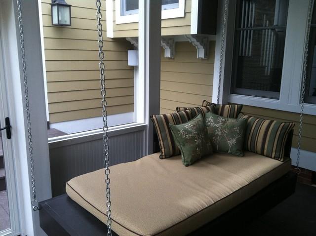 Glass Lane traditional-porch