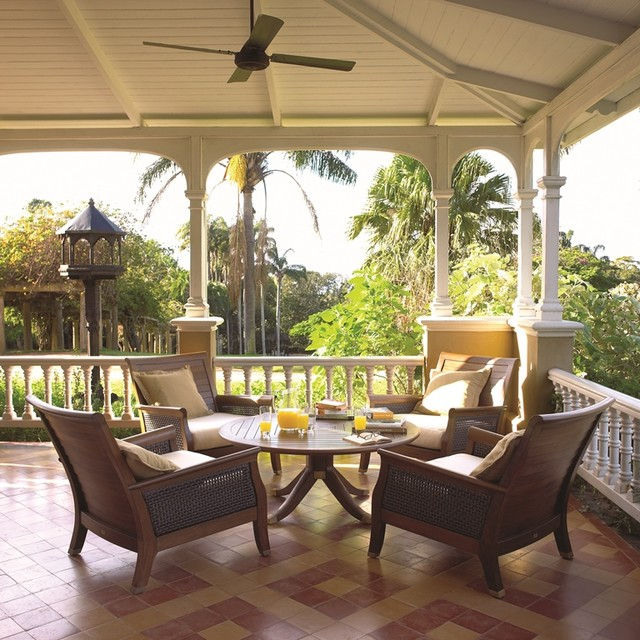 Gloster Tropical Patio Furniture And Outdoor Furniture Miami By Island Living Patio Inc
