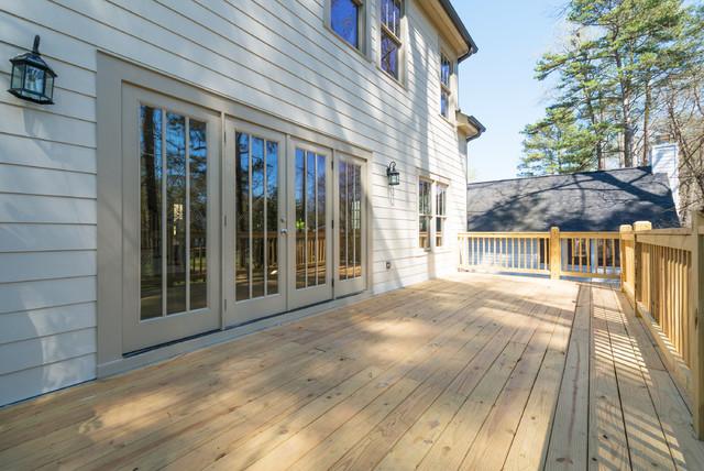 Grant Drive porch