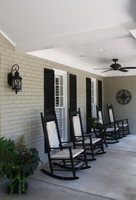 Green Basements & Remodeling - Exterior traditional-porch