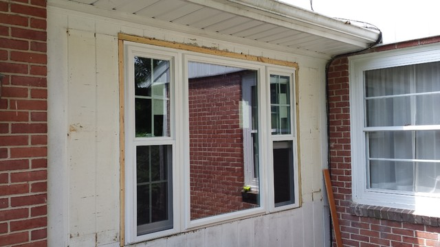 Hagerstown Porch enclosed modern-porch