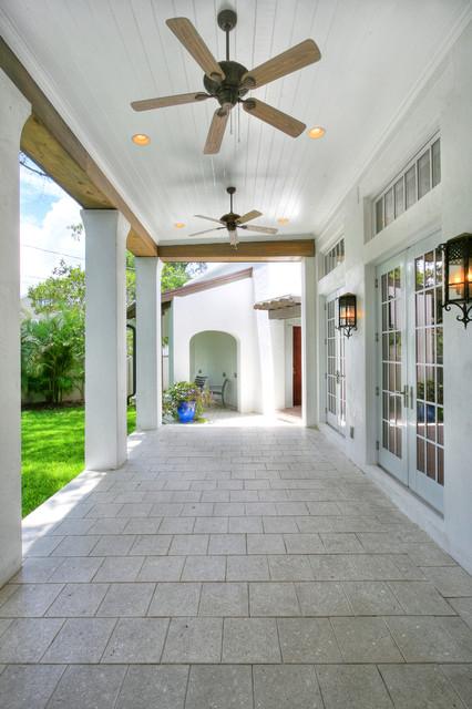 Hammond-Stallworth Residence traditional-porch