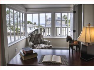 Hardenstine Residence: Monterey Ca traditional-porch