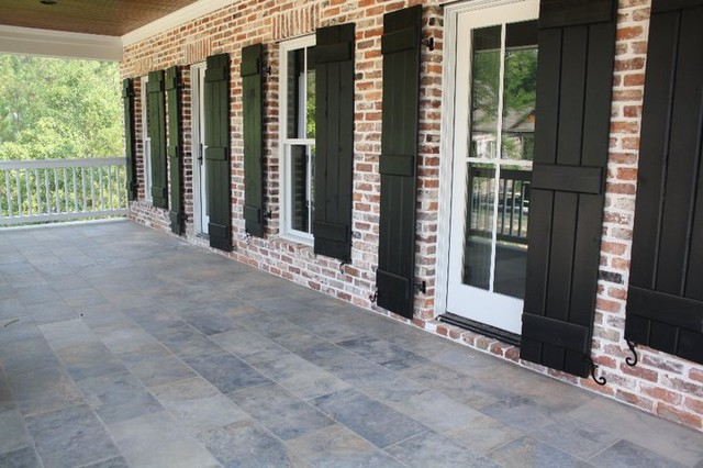 Hardwood Floors & More, Inc. traditional-porch