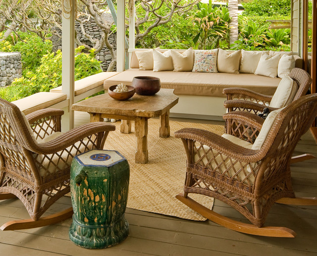 Hawaiian Cottage Style - Tropical - Porch - hawaii - by ...