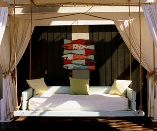 Hayden Bed Swing From Vintage Porch Swings Charleston Sc