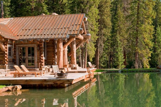 Headwaters Camp Cabin Big Sky Montana Private