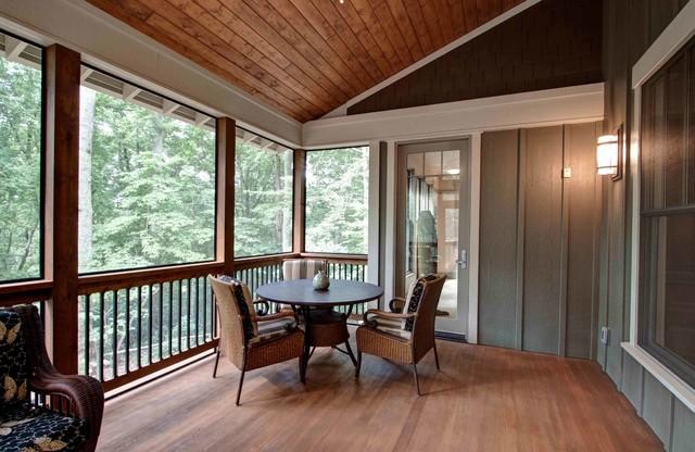 Heartz traditional-porch