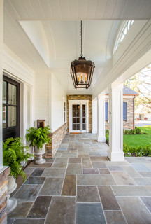 Hermitage - Traditional - Porch - Orange County - by Legacy Custom Homes
