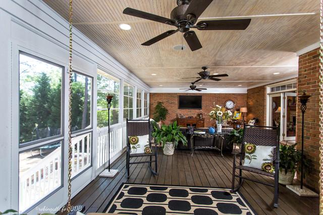 Herron Four Season Porch And Outdoor Patio