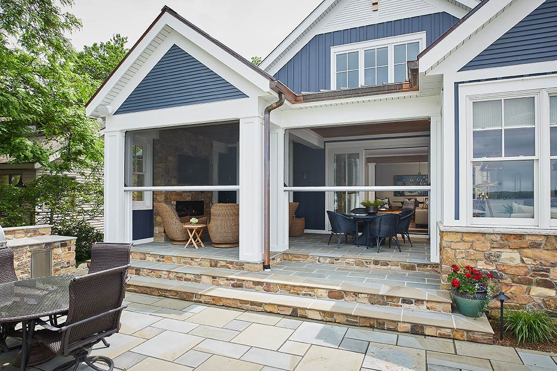 75 Beautiful Screened In Porch Pictures Ideas February 2021 Houzz