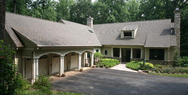 Hill Farm craftsman-porch