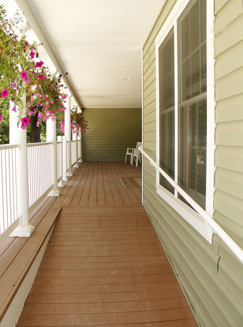 Home With Special Needs traditional-porch
