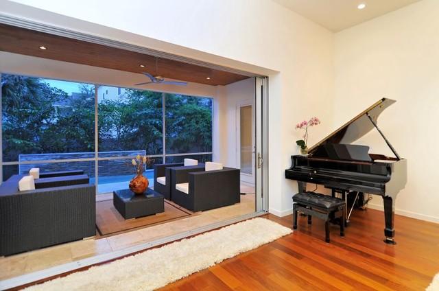 House on bonita ct sarasota modern verandah