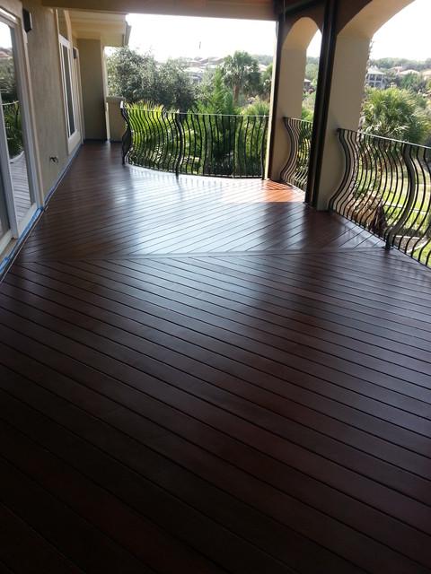 Hurst traditional-porch