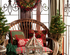 Indeed Decor Interiors rustic porch