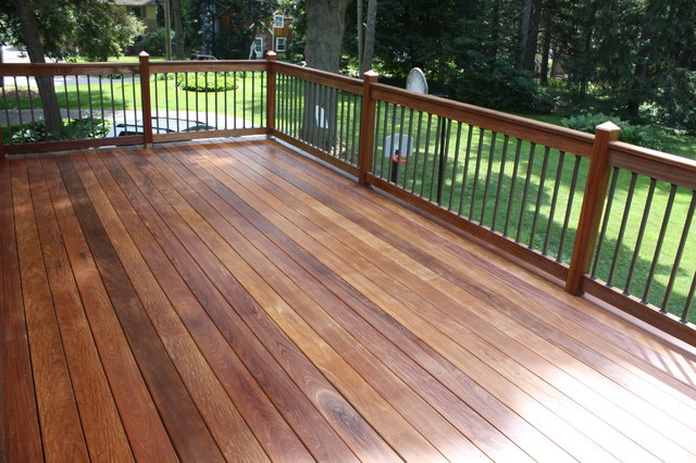Ipe Deck - Traditional - Porch - other metro - by OasisDesign&Remodeling