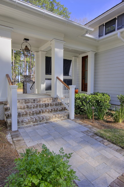 Irene Traditional Porch Charleston By Court Atkins