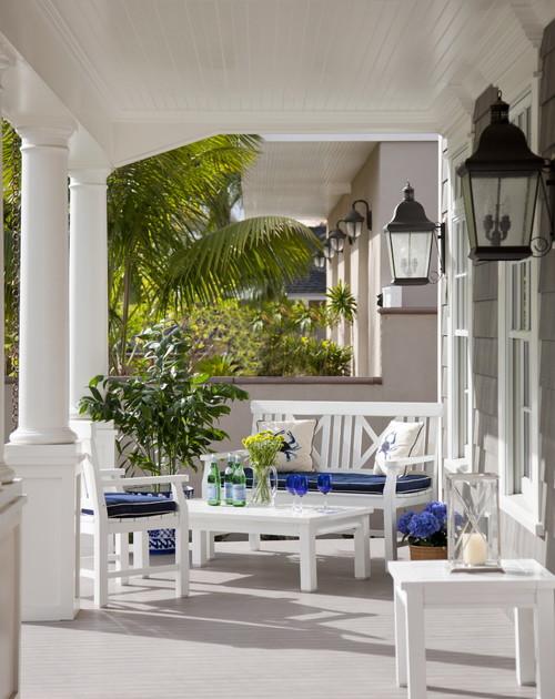 Irish Sea Front Porch