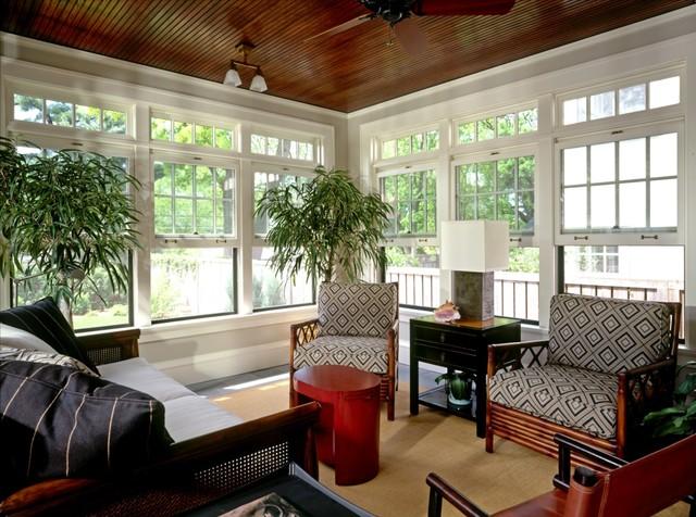 Jones Design Build traditional-porch