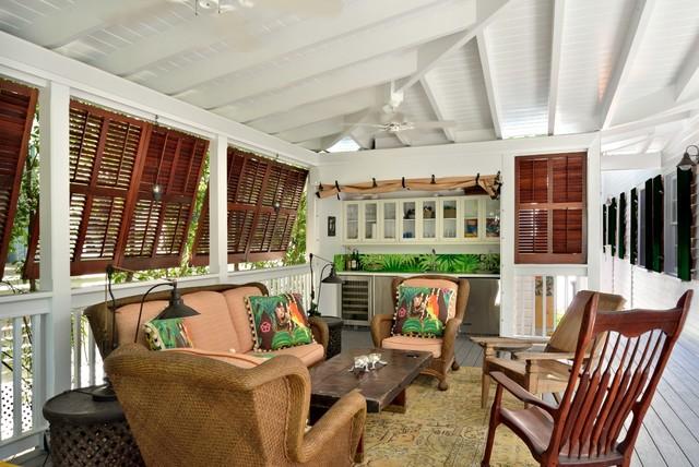So Your Coastal Style Is Key West