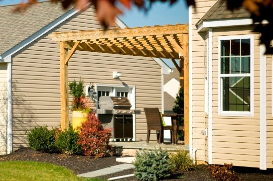 Keystone Outdoor Living traditional-porch