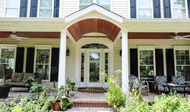 Kirkwood front porch enhancement for Outdoor living kirkwood
