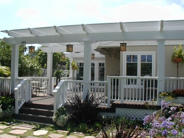 Laguna Beach traditional-porch