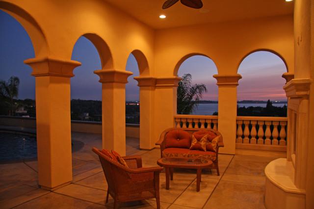 Landmark Builders porch
