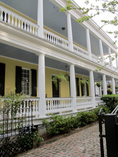 Laurens Street Residence Downtown Charleston