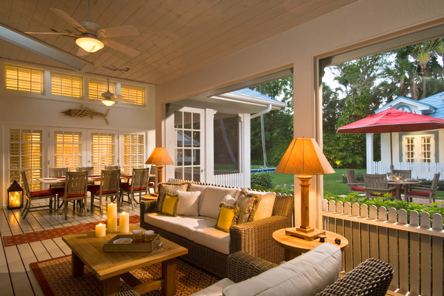 Ldl Interiors Lynn Lombardi Naples Fl Tropical Porch