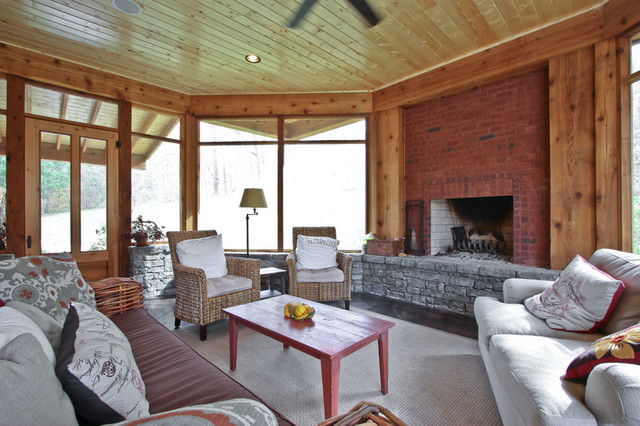 Lee Remodle traditional-porch